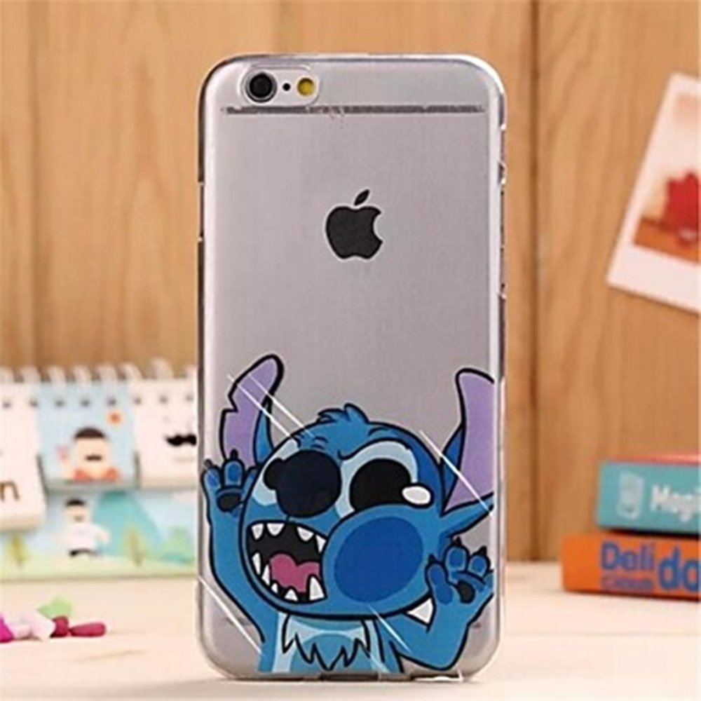 coque stitch iphone 7 silicone