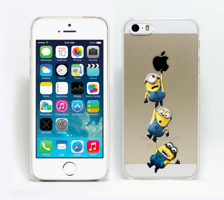 coque iphone 5 dessin